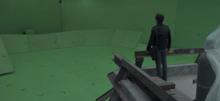 The Walk Visual Effects