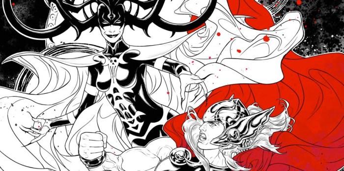 Empire Thor: Ragnarok Cover