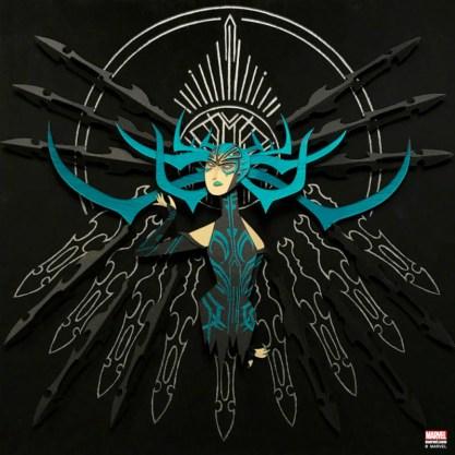 Thor Ragnarok - Hero Complex Gallery Art