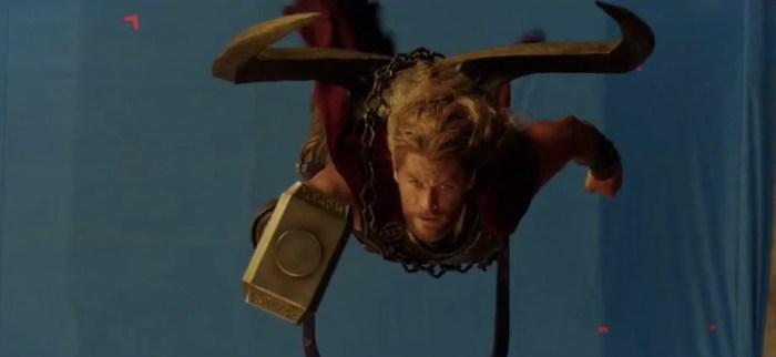 Thor: Ragnarok Visual Effects