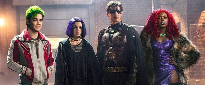 Titans Reviews