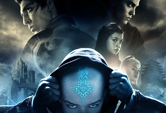 The Last Airbender Poster Top