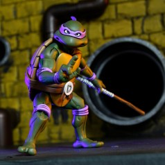 NECA Teenage Mutant Ninja Turtles Action Figure Box Set