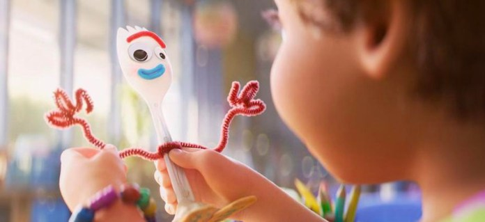 toy story 4 movie review forky tony hale