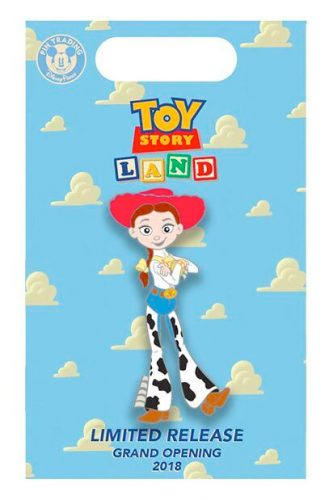 Toy Story Land Pins