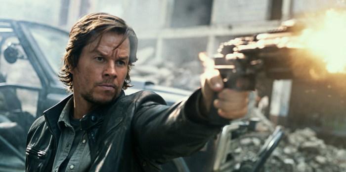 Mark Wahlberg Leaving Transformers