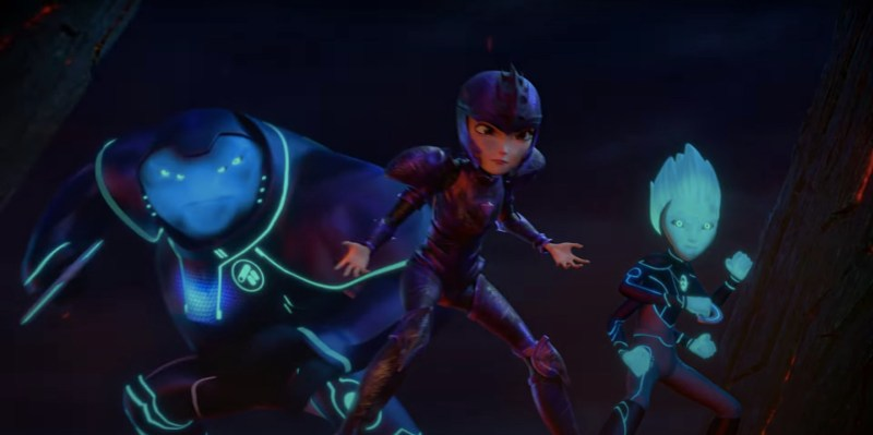 Trollhunters Rise of the Titans Trailer Announces Release Date – /Film