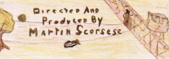 martin scorsese 11 storyboards