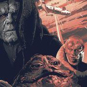 Gabz star wars poster