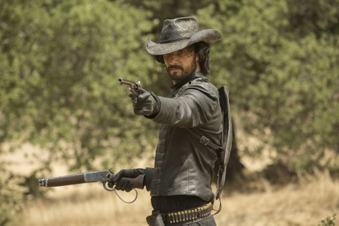 westworld dissonance theory rodrigo santoro