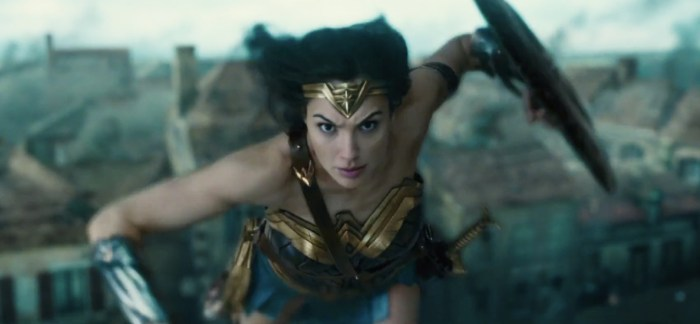 Wonder Woman TV Spots - Gal Gadot