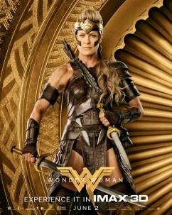 Wonder Woman IMAX Poster - Antiope