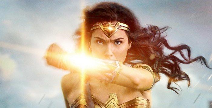 Wonder Woman Trailer