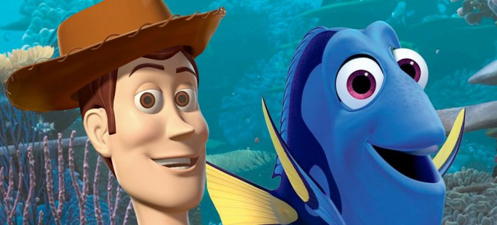 Woody Meets Dory