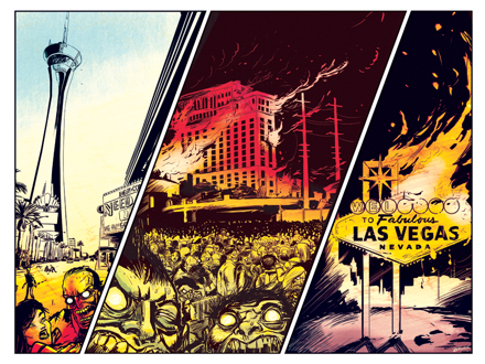 Zombies Las Vegas