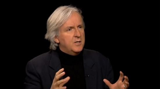 James Cameron on Charlie Rose