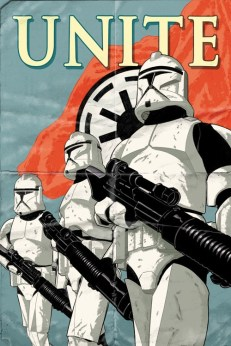 Joe Corroney's Star Wars Propaganda Posters