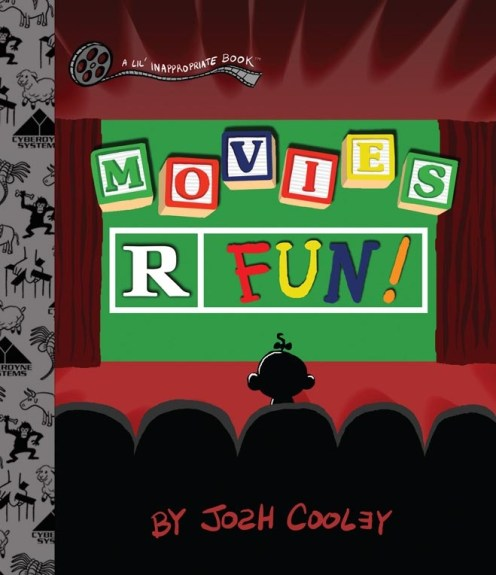"Josh Cooley's ""Lil' Inappropriate Golden Book"" Movies R Fun"