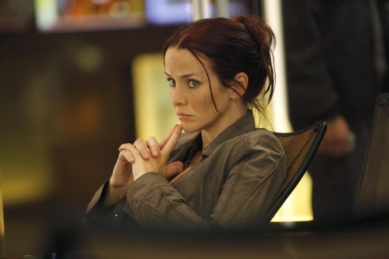 Annie Wersching as Renee Walker in 24 season 8