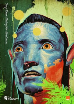Tavis Coburn's Avatar BAFTA Poster