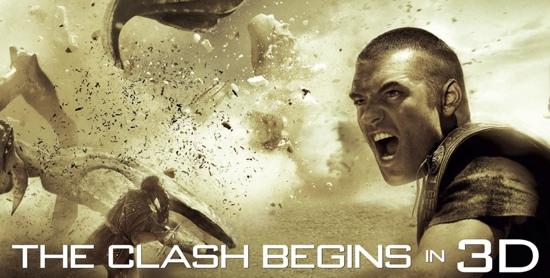 Clash of the Titans in 3D