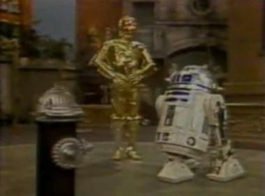 Star Wars meets Sesame Street
