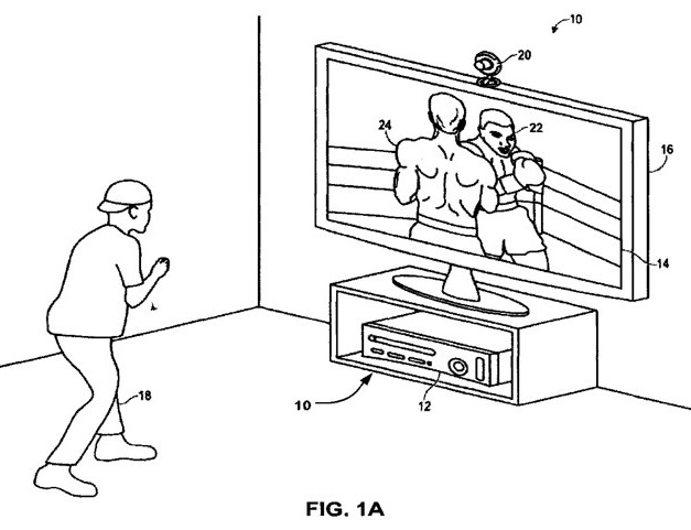 Kinect patent detailed; American Sign Language supported