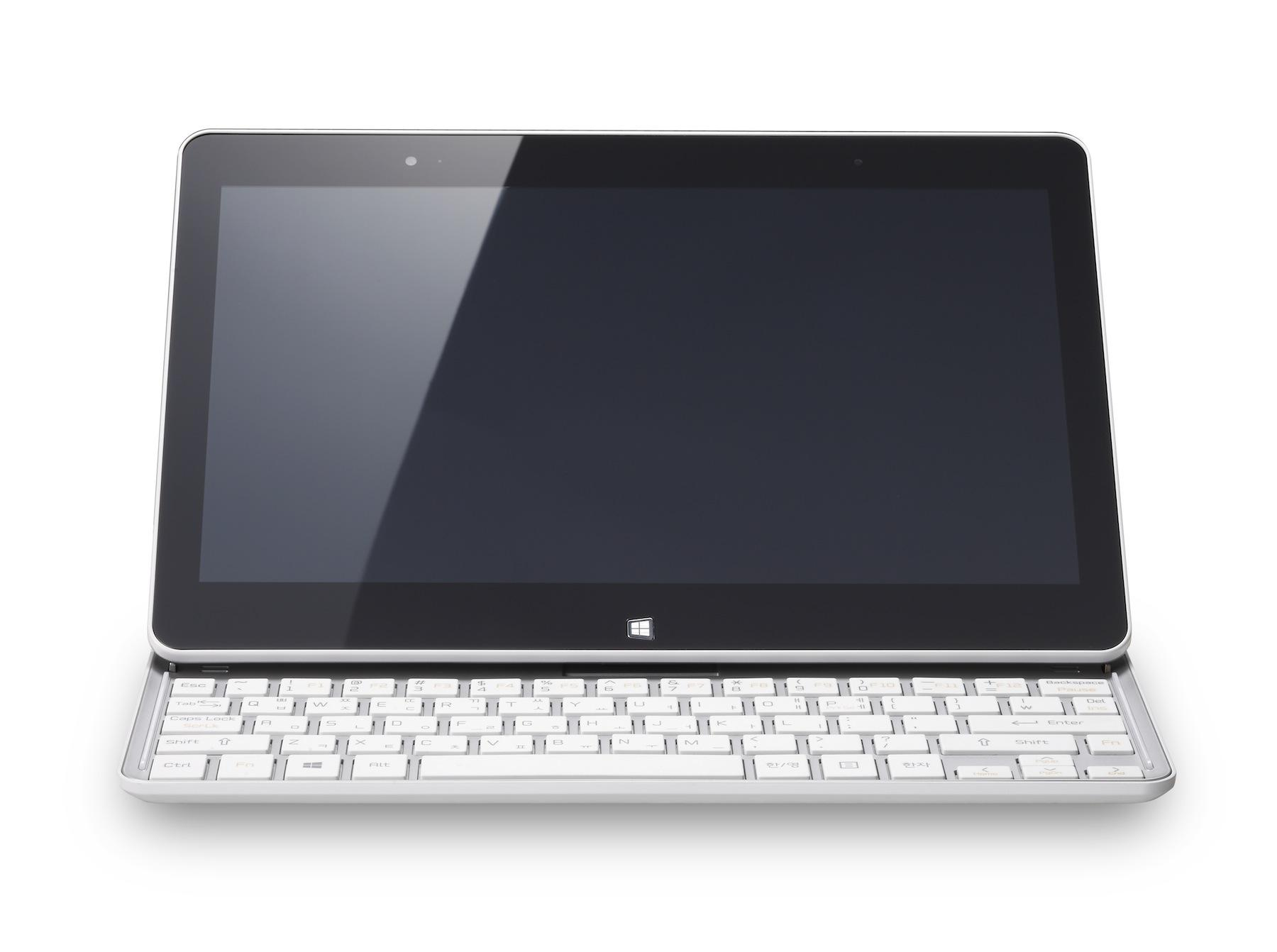 Lg Tab Book Windows 8 Tablet Hybrid Hits Korea With Lte