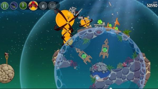 Angry Birds Space Now Available On Steam Slashgear
