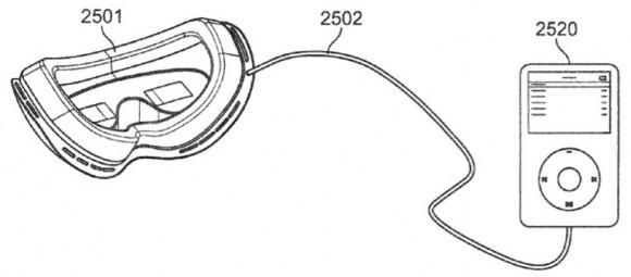 STEREOSCOPY :: Apple Personal Display (patent) December 10