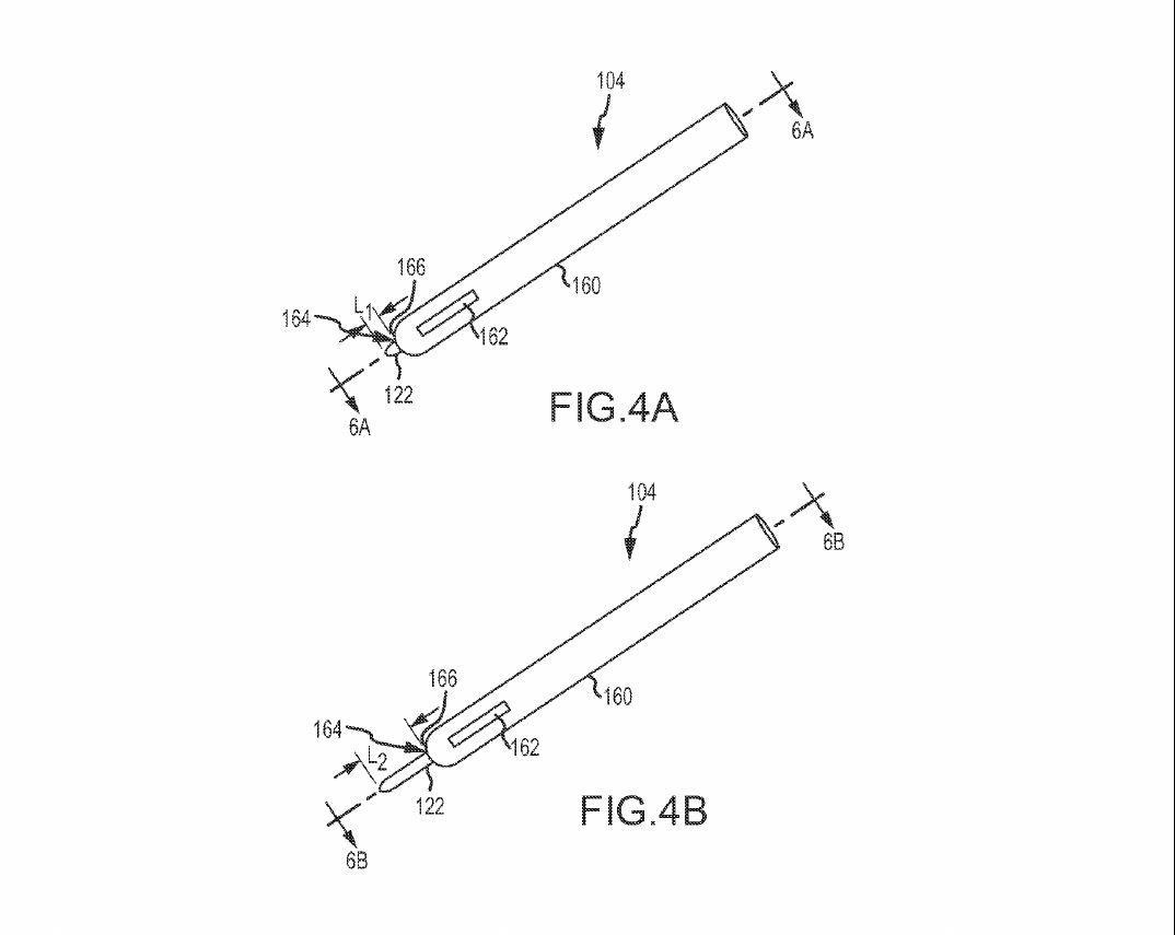 Apple Patent Reveals Multi Talented Extendable Stylus