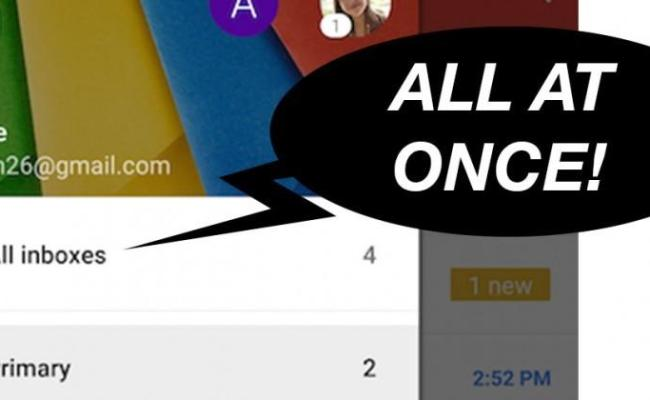 Gmail Unified Inbox Puts All Your Mail In One Place