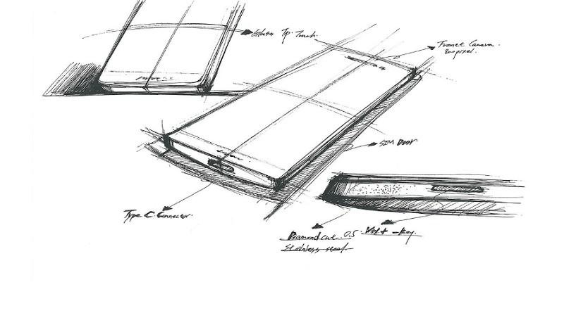 Leaked OnePlus 2 sketches hint at dual camera setup