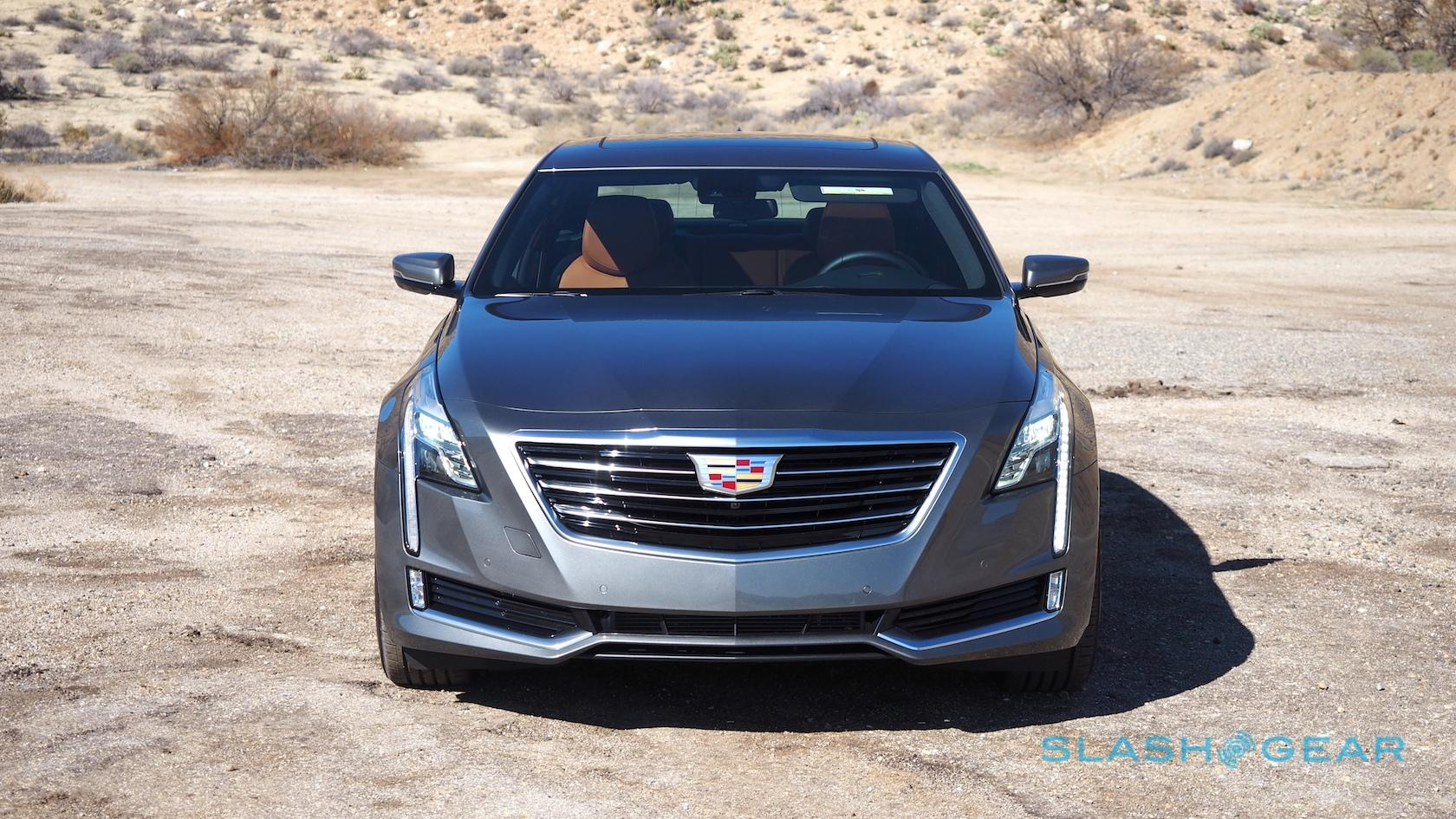 hight resolution of the technology of the cadillac ct6