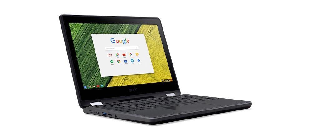 Acer Chromebook Spin 11 launches with Wacom tech. 360 hinge - SlashGear