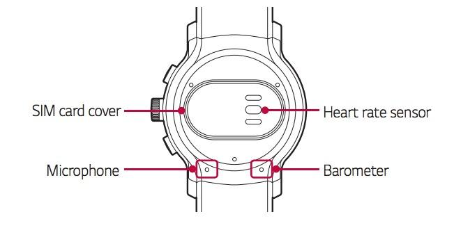 LG Watch Sport, Style leaked manuals leave no stone