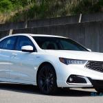 2018 Acura Tlx V6 A Spec Gallery Slashgear