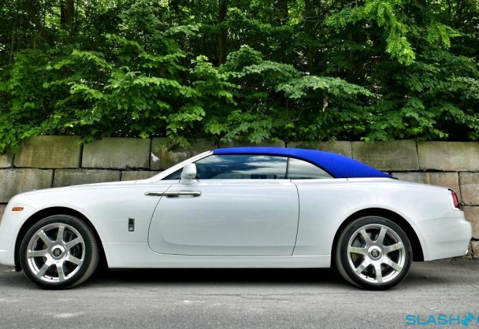 5 Things You Need To Know About The 2017 Rolls Royce Dawn Slashgear