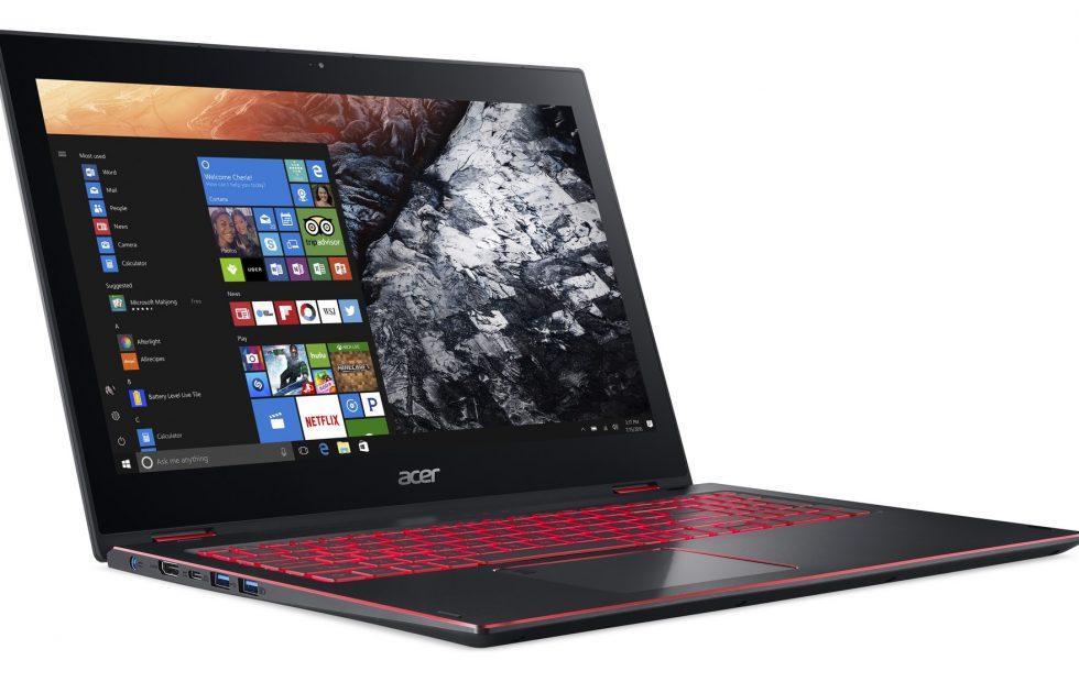 Acer Nitro 5 Fortnite Benchmarks