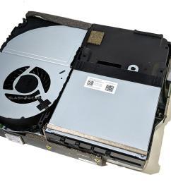 xbox one x teardown and unboxing slashgear xbox one power supply wiring diagram on xbox  [ 1280 x 790 Pixel ]