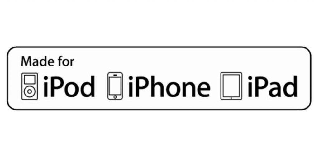 Apple debuts new Made For iPhone logo for third-party