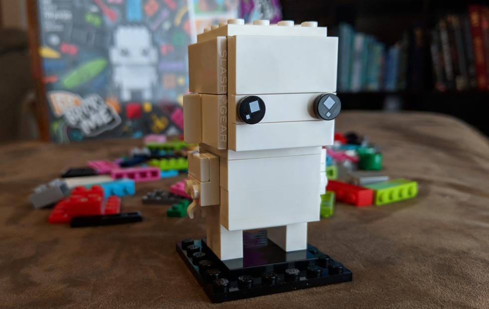 BrickHeadz: Go Brick Me LEGO Review (DIY x2!) - SlashGear