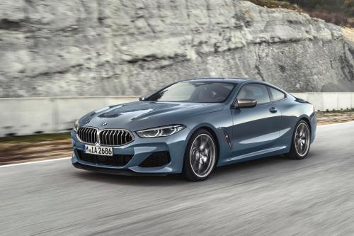 small resolution of 2019 bmw 8 series official m850i xdrive packs 523hp v8