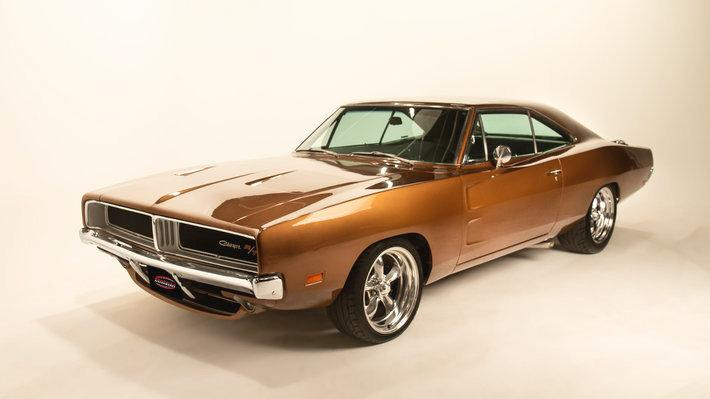 1969 dodge charger customized