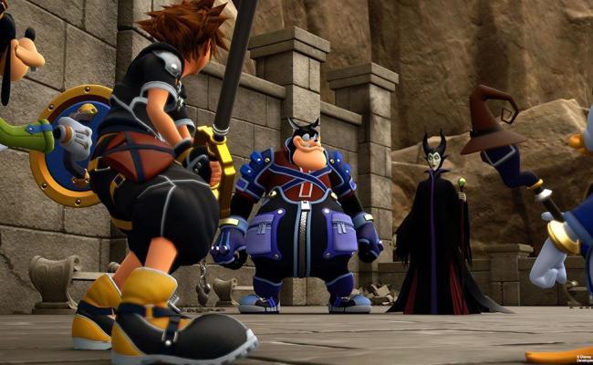 Kingdom Hearts 3 Game Leaks Weeks Before January 2019