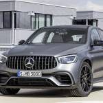 2020 Mercedes Amg Glc 63 Suv And Coupe Get Tech And Dynamics Upgrades Slashgear