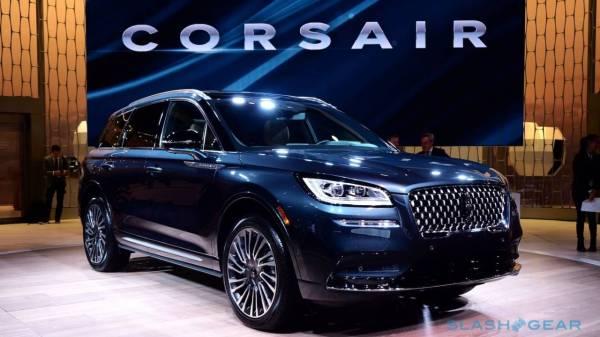 2020 Lincoln Corsair brings Navigator style to luxury ...