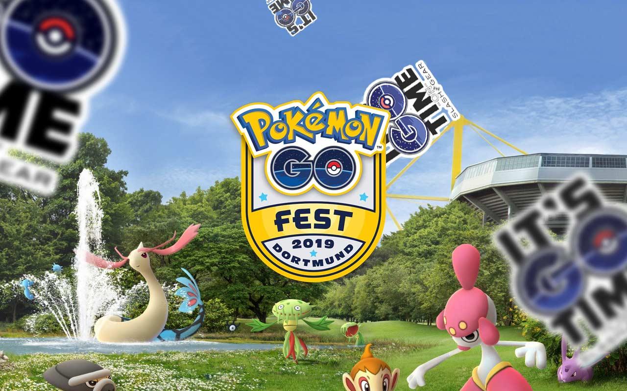 Pokemon GO Fest email tickets revealed for Dortmund - SlashGear