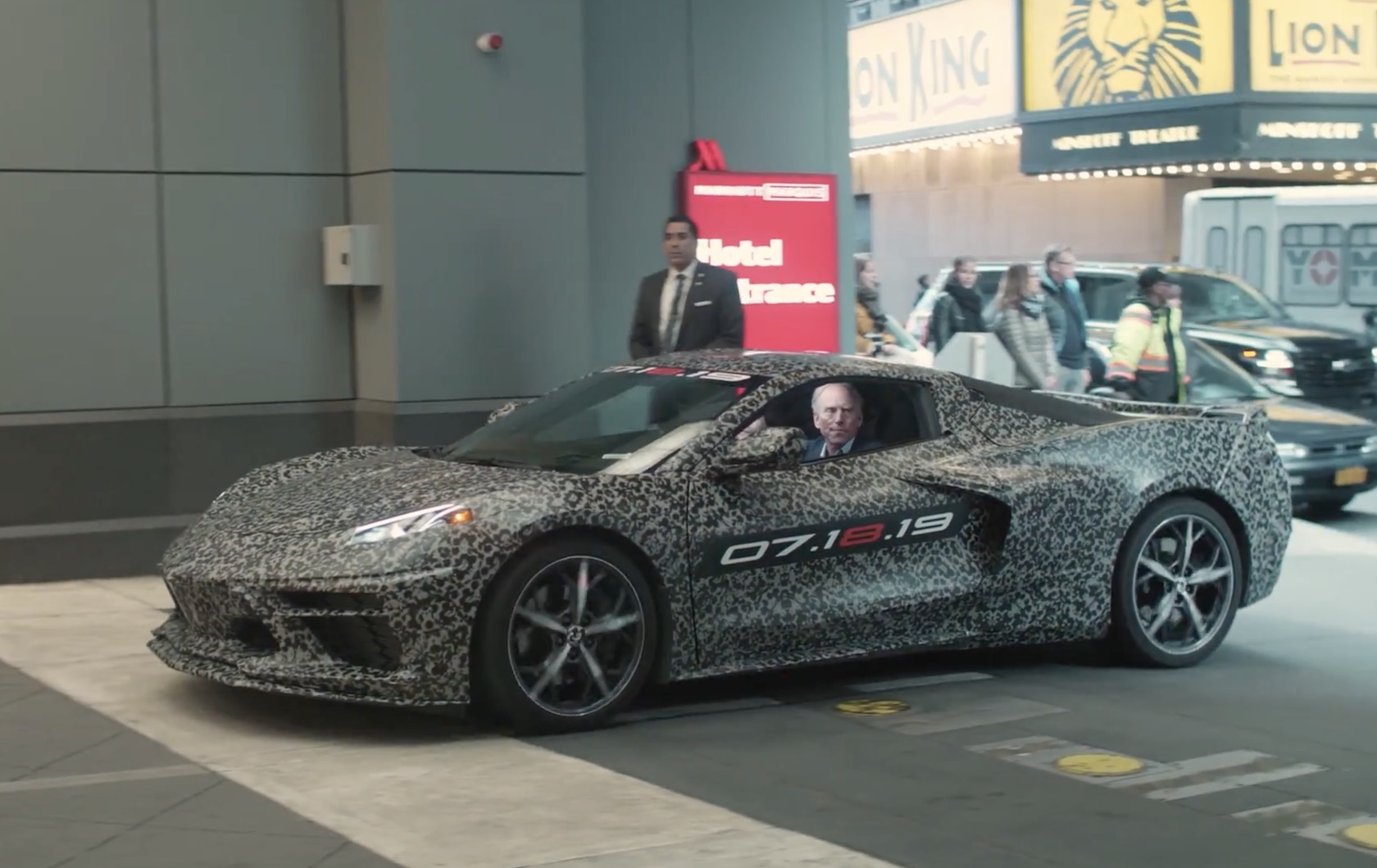 The 2020 Corvette C8 steering wheel gives me unexpected