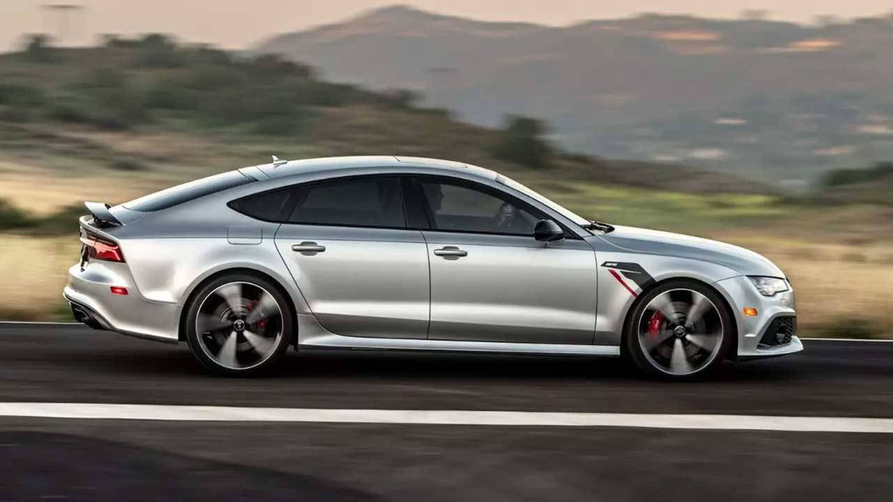 armored audi rs7 is